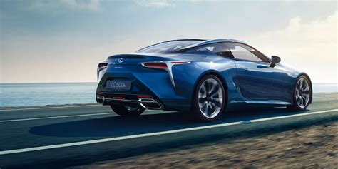 lexus hybrid 2016 2017 lexus lc500h all wheel drive hybrid revealed ahead of