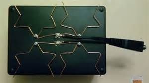 fractal tv antenna template diy fractal hdtv free tv