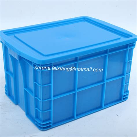 plastic crates industrial storage plastic crate