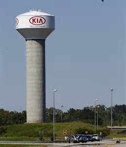 1 wounded 1 arrested in shooting at kia plant in