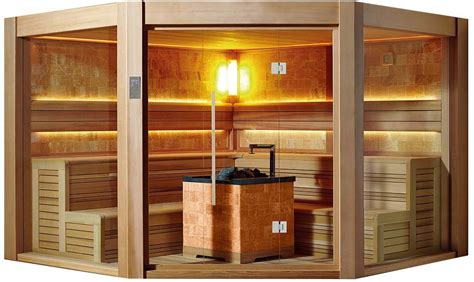 Cabine Sauna 1508 by Home Sauna Cabin Wooden Traditional Saunas For 8 Fs