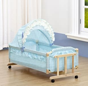 bed for baby newborn fashion luxury folding beds log crib bed bassinet swinging cribs for babies cradle