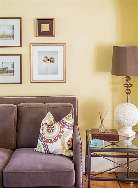 cool yellows 8 subtle color schemes to make your small