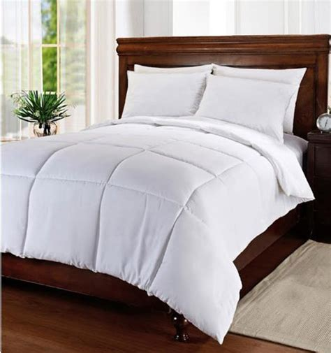 utopia bedding ultra plush hypoallergenic siliconized