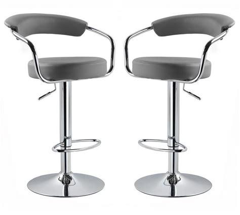 Incroyable Recherche Salon De Jardin Pas Cher #6: tabouret-de-bar-gris-x-2-retro-coiffeur-1.jpg