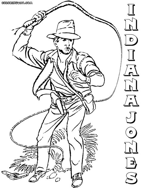 indiana coloring page indiana jones coloring pages coloring pages to download