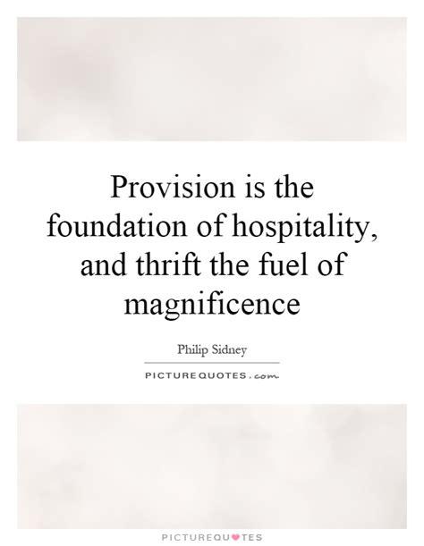 True Hospitality Quotes