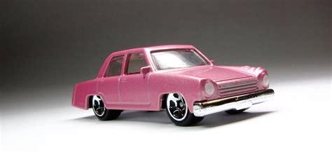 Wheels The Simpsons Homer Family Car Pink Sedan 2017 Hw Miniature look wheels simpsons family car the lamley