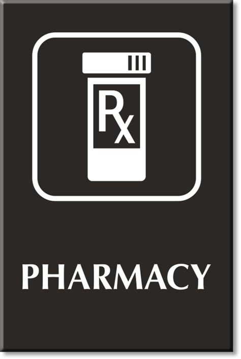 Pharmacy Symbol by Pharmacy Signs Pharmacy Door Signs