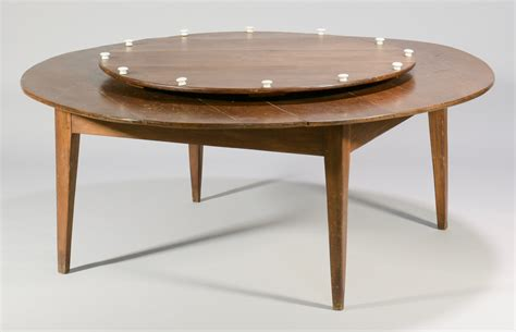 Lazy Susan Table Top by Lot 124 Tennessee Lazy Susan Table