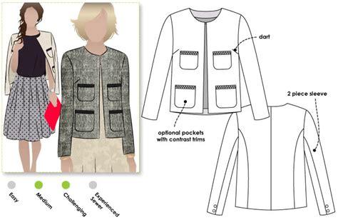 Nz Hem Livia livia jacket