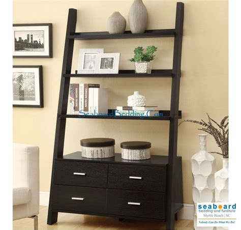 coaster 4 drawer ladder style bookcase 28 best book cases images on bookshelves book