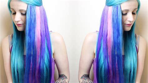 hair dyes colors sparks colour hair dye tutorial