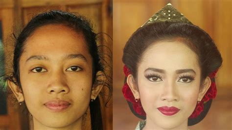 dvd tutorial makeup pengantin tutorial makeup pengantin wanita jawa by onymakeup youtube