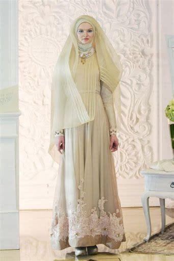 Flare Baju Pesta Muslimah 25 ide gaun pengantin terbaik hanya di gaun