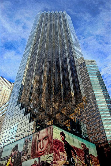 trump tower nyc trump tower midtown east manhattan scout