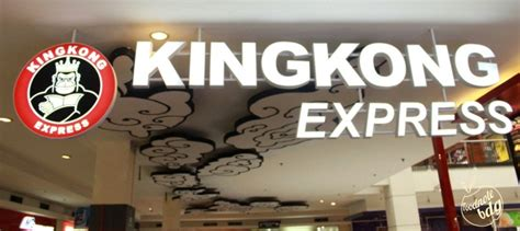 citylink express bandung foodnote stories kingkong express new chinese food