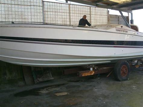 cigarette boat italy cigarette 38 top gun in cania speedboats used 57665