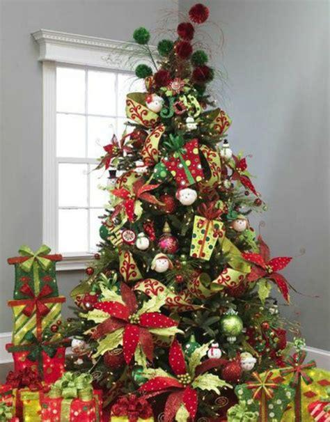 25 traumhafte ideen f 252 r weihnachtsbaum dekoration