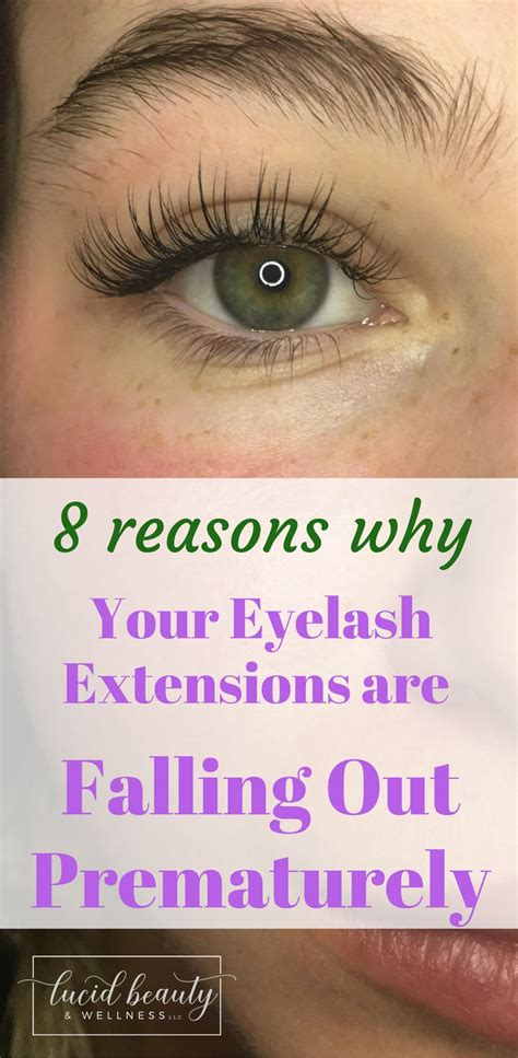 why do hair extensions fall out best 25 eyelash extensions ideas on lashes