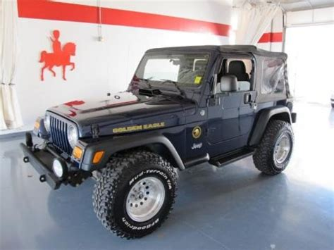 2006 Jeep Wrangler Weight 2006 Jeep Wrangler Sport 4x4 Golden Eagle Data Info And
