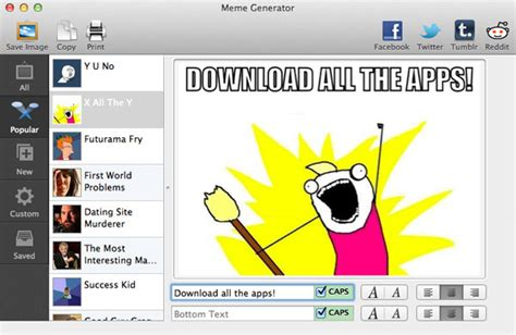 Meme Generator For Mac - meme generator for mac 28 images i bet this was