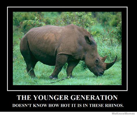 Rhino Memes - demotivational pubic hair newhairstylesformen2014 com