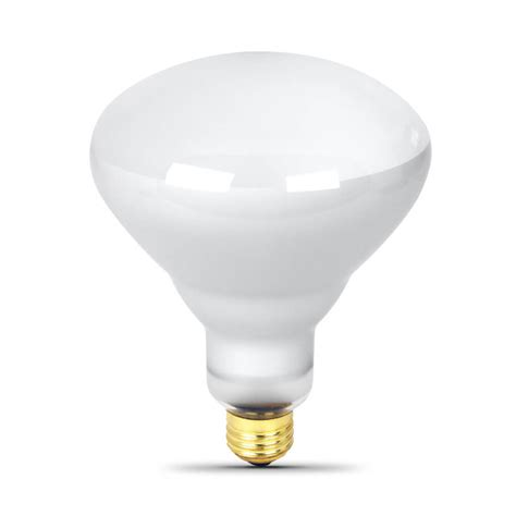 300 watt led light bulb 300 watt incandescent r40 feit electric