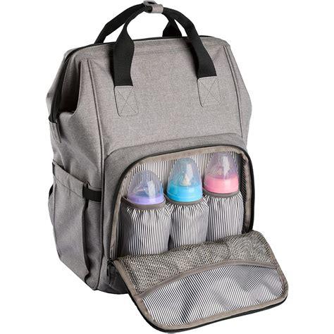 Baby Bag ferlin wide open design baby bag backpack with