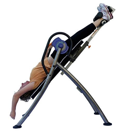 inversion table use how to use an inversion table