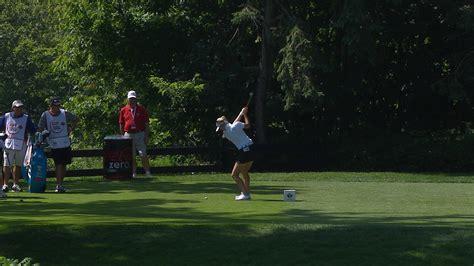 jessica korda golf swing jessica korda hole in one canadian pacific women s open