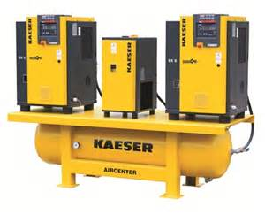 kaeser compressors air compressor packages with dryers