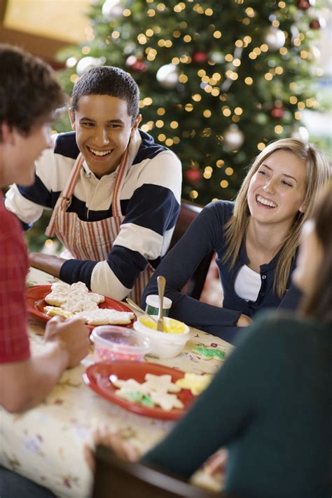 fun christmas activities  teen  love