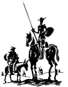 don quixote eccles is saved cries of quot loony quot show austen ivereigh is