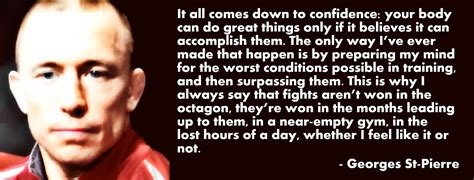 Inspirational Quotes About Mma. QuotesGram