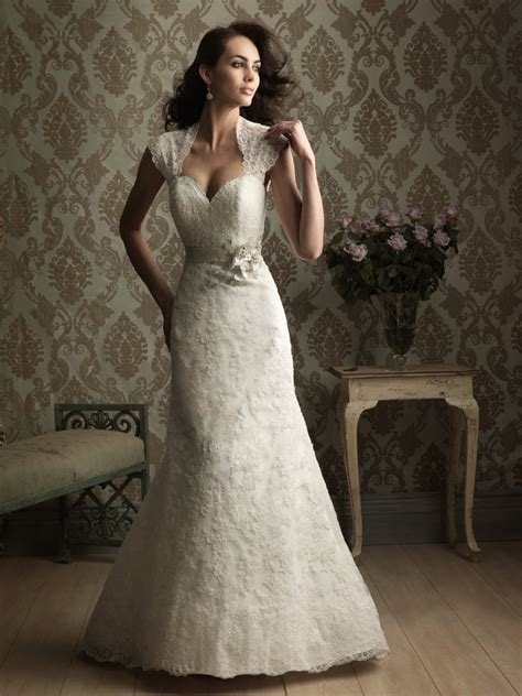 a classical collection of wedding dresses with beading and
