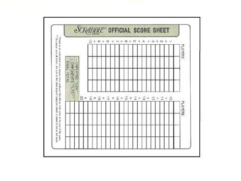 printable scrabble score sheet printable scrabble score sheet january teaching