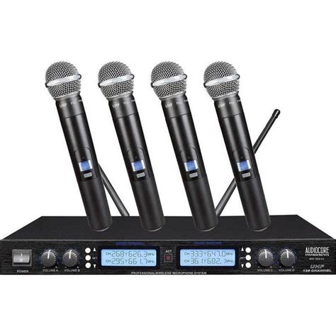 Murah New Mic Wireless Sennheiser Skm 5400 New Gol Limited jual mic wireless audiocore wh 3241u harga murah primanada