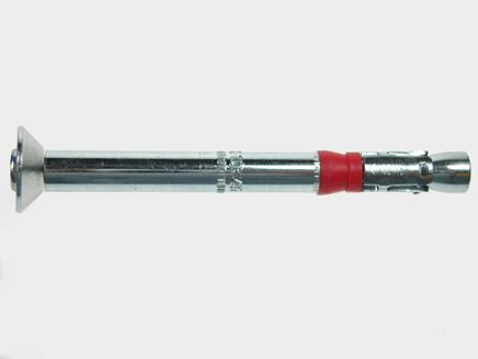 heavy duty anchor countersunk bzp