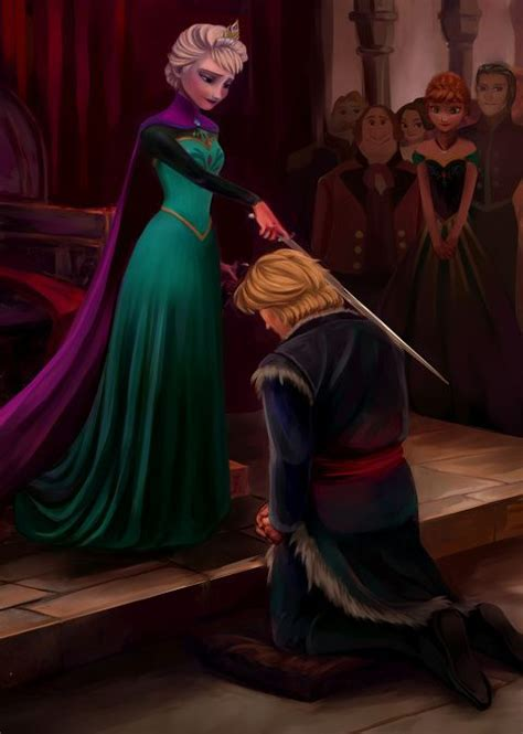 frozen elsa and kristoff love is and open door youtube the sword the hand and catholic on pinterest