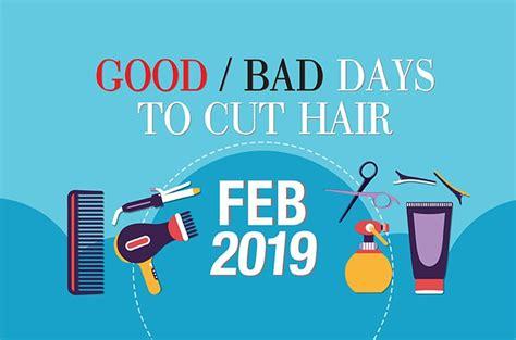 good bad days  cut hair  february  wofscom
