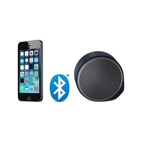 Speaker Bluetooth Logitech X100 logitech x100 bluetooth speaker