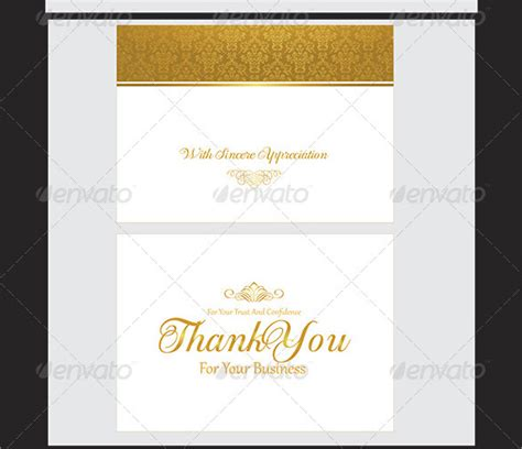 envato note card template sle business thank you notes 6 documents in pdf word