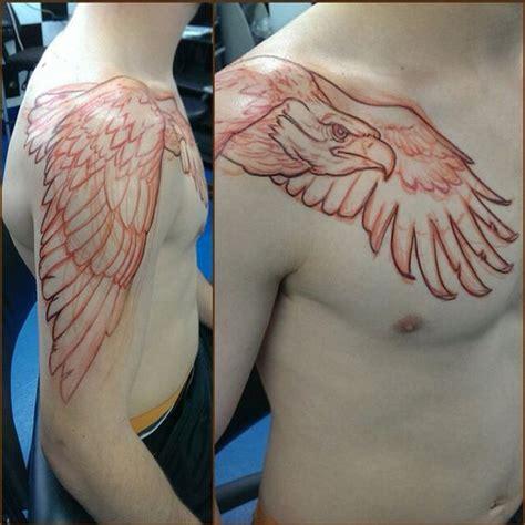 eagle tattoo falls church pinterest the world s catalog of ideas