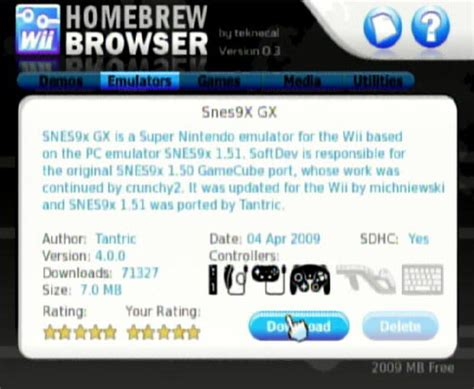 best homebrew apps wii homebrew browser completesoftmodguide