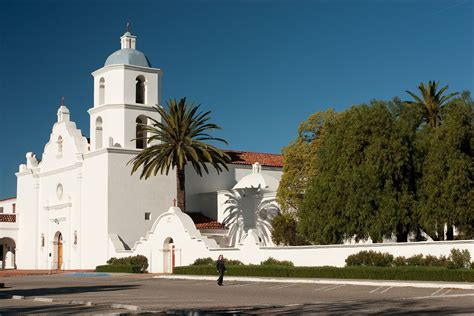 photo san luis rey mission church oceanside california