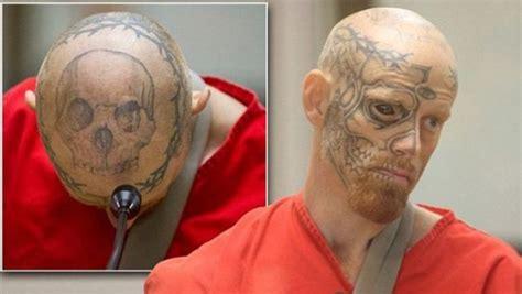 eyeball tattoo video prison plus wtf tu meurs