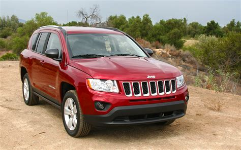 2013 Jeep Compass 2013 Jeep Compass Reviews And Rating Motor Trend