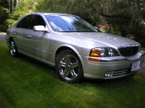 and black ls s 2002 lincoln ls 3 9 v8 black interior collector