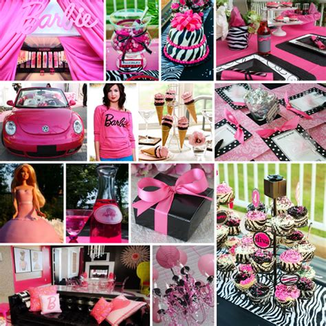 Pink And Black Birthday Decorations by Wedding Themes 50 Best Wedding Theme Ideas